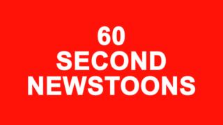 60 second NewsToons